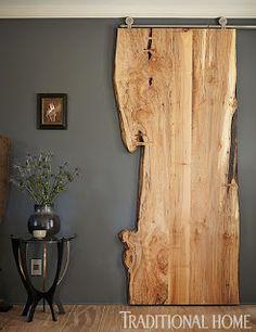 ARREDAMENTO E DINTORNI: far rivivere un tronco