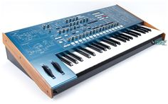 on the wish list #korg #synth #vintage