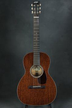 Collings 00-1 mahogany acoustic guitar