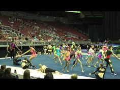 2014 Acro National Team featuring Acro Army - YouTube