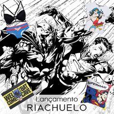 A incrível batalha entre Batman e Superman foi muito além do cinema. Vem pro blog conferir a coleção apaixonante que a Riachuelo lançou para os fãs de quadrinhos!