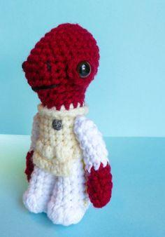 Amigurumi Angry Birds Star Wars : Nicrochet crafty - crochet - amigurumi Pinterest ...