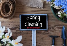Garage Spring Cleaning Tips With Garage Flooring LLC! Declutter your garage this spring with these great tips and products from Garage Flooring LLC!
