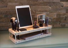 Modern Makeup Organizer: For iPhone, iPad, and Devices by Nathan Mummert — Kickstarter