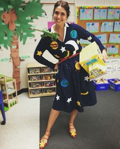 Miss Frizzle Costume                                                                                                                                                                                 More