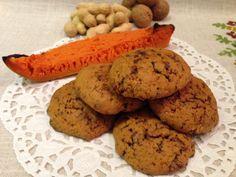 sütőtökös keksz, 40 perc alatt puha keksz, ha nem elég édes a sütőtök, használd el sütibe, recept fázisfotókkal, írta: Kocsis Hajnalka Biscotti, Food And Drink, Low Carb, Cookies, Cake, Recipes, Halloween, Low Carb Recipes, Crack Crackers