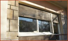 Πριν την αντικατάσταση Εξωτερική όψη   Αντικατάσταση Κουφωμάτων με Alousystem Ultra Ανοιγόμενο Windows, Window