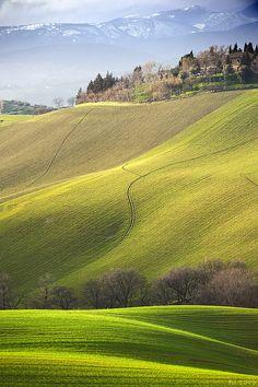 Marche Italia - Color pattern inspiration