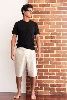Skuld Crossover Shorts Mens Attire, Well Dressed, Crossover, Bermuda Shorts, Collection, Dresses, Women, Fashion, Audio Crossover