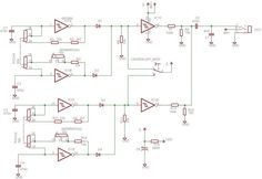 Rich Decibels Sinister Tone Generator Schematic by Richard D. Bartlett, via Flickr