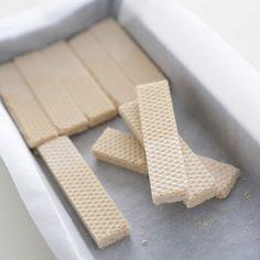 Dolcetti di cheesecake ai wafer 1