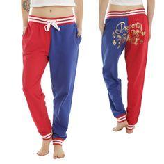 DC Comics Suicide Squad Harley Quinn Property of Joker Girls Jogging Pants