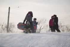 Moose Factory Service Learning Trip 2015