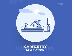 """Check out new work on my @Behance portfolio: """"Carpentory illustration, web, woodworks"""" http://be.net/gallery/44575719/Carpentory-illustration-web-woodworks"""
