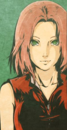 One of my favorite anime characters.