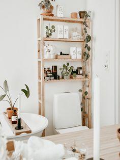Scandinavian Apartment, Scandinavian Home, Scandinavian Bathroom, Swedish Home Decor, Diy Casa, Home Decor Inspiration, Decor Ideas, Diy Ideas, Home Organization