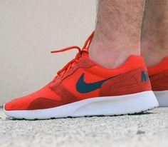 Nike Kaishi – Red / White