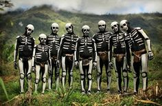 Wild Kingdom: Skeleton Tribe