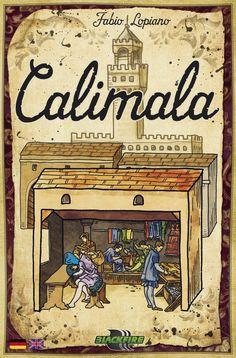 Calimala | Image | BoardGameGeek
