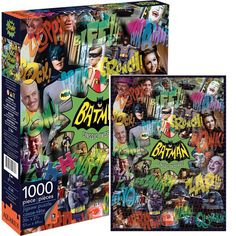 Batman 1966 TV Series Puzzle $15.99