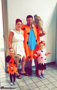 Fred and Wilma Flintstone #Halloween costumes | trick or TREAT!! | Pinterest | Wilma flintstone Halloween costumes and Wilma flintstone costume  sc 1 st  Pinterest & Fred and Wilma Flintstone #Halloween costumes | trick or TREAT ...