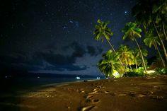 Qamea at Night