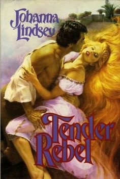 book cover of     Tender Rebel      (Malory Family, book 2)    by    Johanna Lindsey