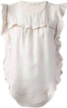 love love love this linen top!