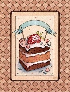 Картинки с кексиками для ваших чудесных работ.. Обсуждение на LiveInternet - Российский Сервис Онлайн-Дневников