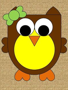 10 Fun First Day Activities...Includes Free Owl Glyph Pattern!!