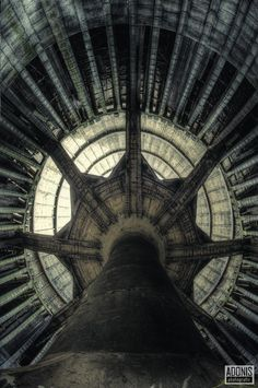 Aurelien Villette's Abandonned Architecture - My Modern Metropolis