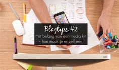 Hoe maak je zelf een mediakit voor je blog?