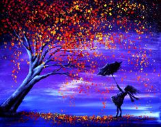Autumn Wind by AnnMarieBone.deviantart.com on @deviantART