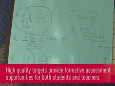 """Learning Targets: Kindergarteners at The Odyssey School by Expeditionary Learning. This clip highlights the cornerstone assessment strategy of """"Communicating Learning Targets and Criteria for Success"""". At The Odyssey School, a K-8 public charter in Denver, Colorado, students at every grade level and in every subject actively engage in """"unpacking"""" learning targets so that they are able to articulate a clear vision of the intended learning as a first step toward achieving success."""