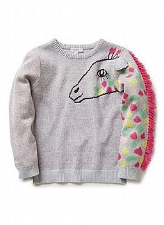 Giraffe Sweater | Seed Heritage