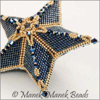 Twinkle Twinkle Little Star : Manek-Manek Beads - Jewelry   Kits   Tutorials   Workshops