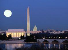 I'm making the move back to Washington D.C.!