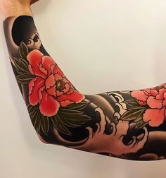 be47831f01a61 Japanese Inspiration | Inkstinct. Japanese Peony TattooJapanese ...