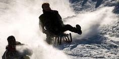 Endlich Schlittenfahren! Ab in den Schnee, wir verraten Ihnen die besten Rodelhänge - im Bergischen Land, in der Eifel und im Sauerland. - Seite 3 Eifel, Niagara Falls, Freundlich, Nature, Travel, Bob Sleigh, Naturaleza, Viajes, Destinations