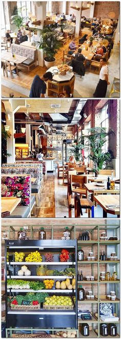 Flax & Kale. Barcelona An absolute must seenand must eat Restaurant. Everything healthy and fresh, wow!