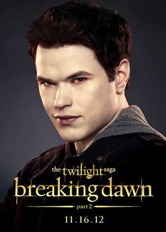 The Twilight Saga: Breaking Dawn - Part 2, Emmett Cullen (Kellan Lutz)