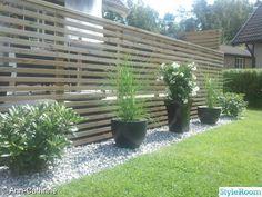 Balcony Fence Windshield - A scrapbook for interior design - Kim - Paletten Garten -