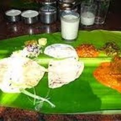 The cuisine of Karnataka includes many vegetarian and non-vegetarian cuisines. The Kannada Cuisine is one of the oldest surviving cuisines and traces its origin to Iron Age – ragi and is ment… Fish Recipes, Indian Food Recipes, Ethnic Recipes, Suriname Food, Hampi, Restaurant Reservations, Karnataka, How To Make Bread, Favorite Recipes