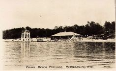 Pearl Lake in the good ole days