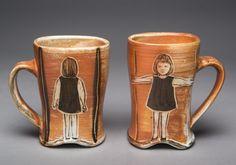 Gallery of Pics - Molly Cantor Pottery - Shelburne Falls, Massachusetts
