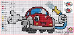 f Pokemon Cross Stitch, Cross Stitch Baby, Cross Stitch Patterns, Embroidered Towels, Baby Dragon, Fair Isle Knitting, Tissue Boxes, Plastic Canvas, Pixel Art