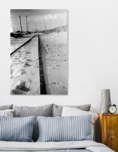 Discover «margem sul», Limited Edition Aluminum Print by Ana Santos - From 95€ - Curioos