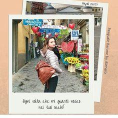 Una storia d'amore firmata Pasquale Barone by Aleanto... #bag #backpack #leather #leatherbag #artigianato #fattoamano #luxurybag #smartfashion #madeinitaly #madeinitaly🇮🇹 #shopping #instafashion #instagood #instaday #instacool #like4like #likeforlike #instalike #мешок #сделановиталии