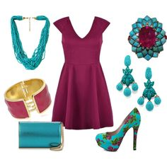 """night out"" by kap-1105 on Polyvore"