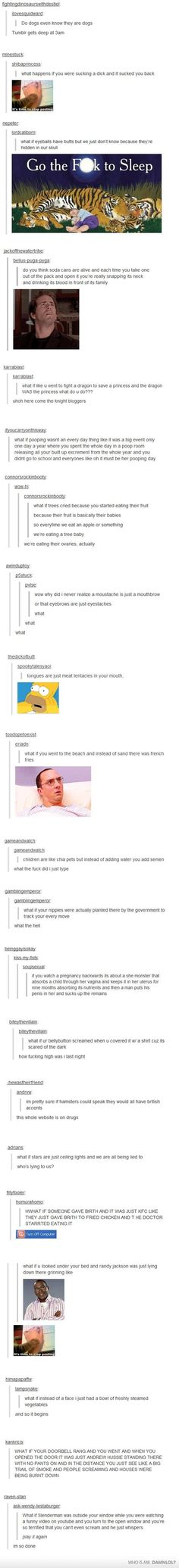 How Do You Find The Good Stuff On Tumblr?